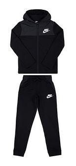 Czarny dres męski Nike