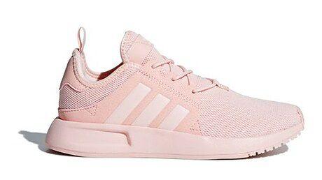 Buty sportowe damskie Adidas Originals w stylu młodzieżowym x_plr sznurowane