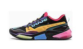 Buty sportowe męskie Puma z gumy wiązane