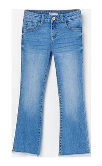 Spodnie dziewczęce Reserved niebieski