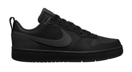Buty sportowe damskie Nike młodzieżowe wiązane skórzane na płaskiej podeszwie