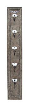 Wieszak na klucze Antic Line Key Holder