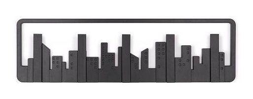 Wieszak Skyline czarny