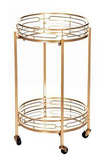 Barek Trini gold 68cm, 38,5 × 38,5 × 68 cm