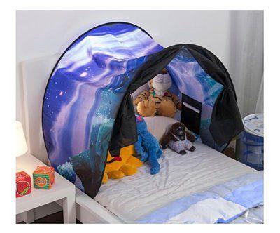 Namiot dziecięcy na łóżko InnovaGoods Childrens Bed Tent