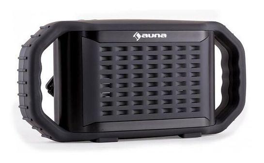 Głośnik Bluetooth Auna Poolboy czarny USB AUX wodoszczelny