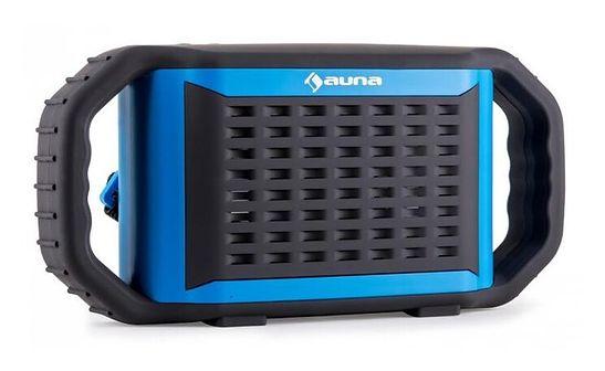 Głośnik Bluetooth Auna Poolboy niebieski USB wodoszczelny