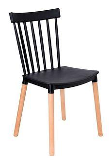 Krzesło ODETTA czarne