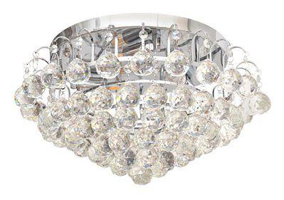 Plafoniera kryształowa CLARISA W-HY 1105L