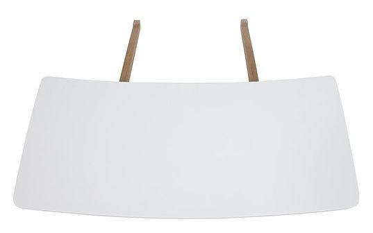 Blaty powiększające Egidio (2-set) 50x90 cm białe