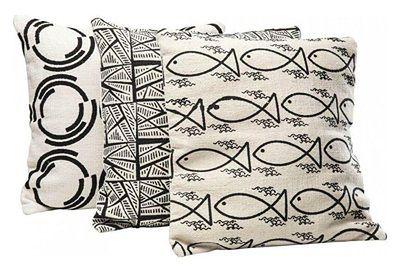 Poduszka dekoracyjna Fjord 45x45 cm różne rodzaje