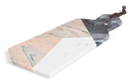 Deska do krojenia Bergman 41x20 cm kolorowa