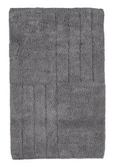 Dywanik łazienkowy Classic 80x50 cm szary