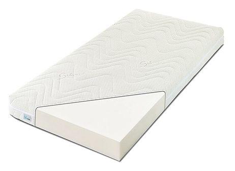 Dziecięcy materac piankowy Crav Silver Active 3X - 11 rozmiarów