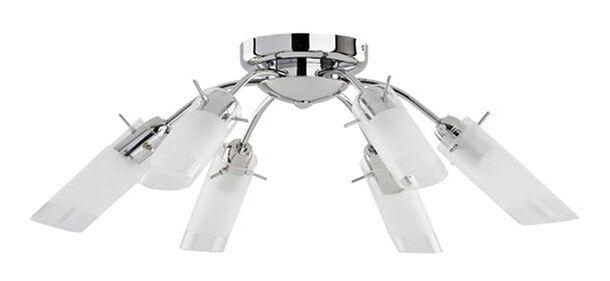 Lampa sufitowa plafon SPIDER OP. OŚW. 6 PŁ w klasycznym stylu