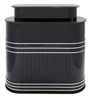 Barek High Fidelity 120x120 cm czarny