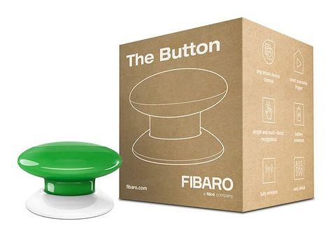 FIBARO The Button FGPB-101-5 (zielony) Z-wave