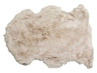 Dywan - skóra owcza Heidi 85x65 cm szara