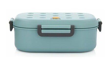 Pojemnik na żywność lunchbox DUKA ROLIG 900 ml niebieski