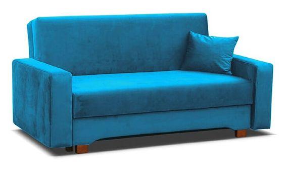 Sofa z funkcją spania 3 osobowa LUX-3 / kolory do wyboru
