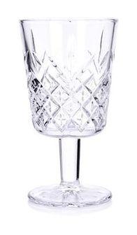 Kieliszek do wina i wody DUKA HANKO 250 ml szkło