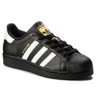 Buty adidas - Superstar B23642 CBlack/FtWht/CBlack