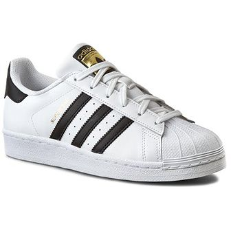 Buty adidas - Superstar J C77154 Ftwwht/Cblack/Ftwwht