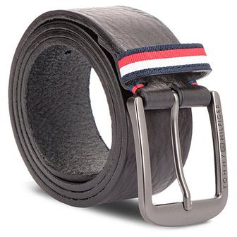 Pasek Męski TOMMY HILFIGER - Classic Jean Belt 4 AM0AM04072 002