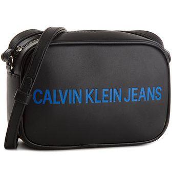Torebka CALVIN KLEIN JEANS - Sculped Camera Bag K40K400385 001
