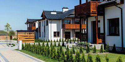 Apartamenty Zdrojowe Nałęczów
