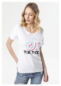 Biały T-shirt Kimothelia
