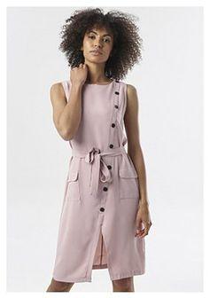 Różowa Sukienka Idariye