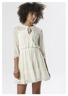 Jasnożółta Sukienka Laorecea