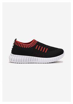 Czarne Buty Sportowe Pisidora