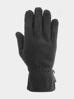 Rękawiczki uniseks REU605 - głęboka czerń