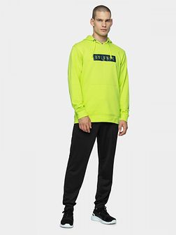 Bluza męska BLM615 - soczysta zieleń neon