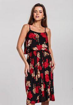 Czarna Sukienka Bulb