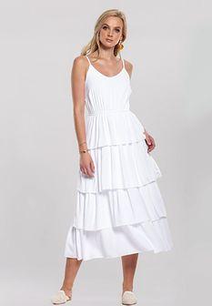 Biała Sukienka Unsympathetic