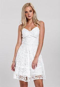 Biała Sukienka Sunscreen Lotion