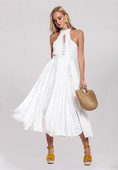 Biała Sukienka Jetty
