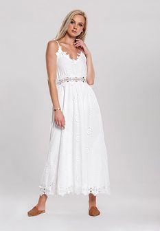 Biała Sukienka Trunks