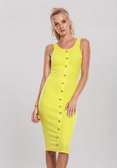 Żółta Sukienka Malicious