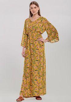 Żółta Sukienka Features