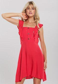 Czerwona Sukienka Incandessence