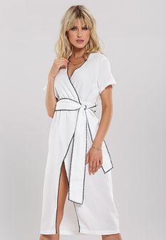 Biała Sukienka Move Toward