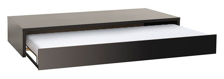 Podest kanapy z łóżkiem dolnym Young Users
