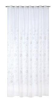 Firana na taśmie Clare 200 x 280 cm biała Inspire