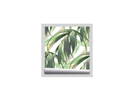 Tapeta liście palmowe