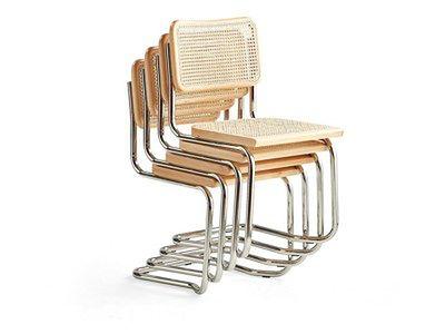Krzesło rattanowe VICTORIA, 4 szt.