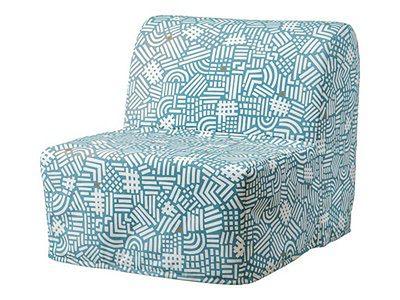 IKEA - LYCKSELE LOVAS Fotel rozkładany